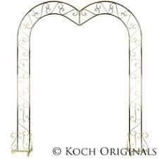wedding arches hobby lobby bridal arch brass heart shape wedding rentals