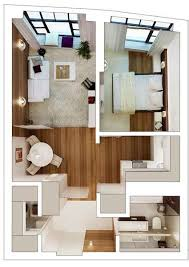 Best  Small Apartment Layout Ideas On Pinterest Studio - Design small apartment