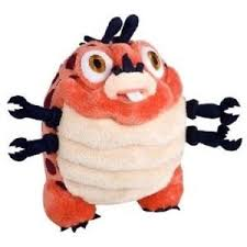 monsters aliens insectosaurus plush soft stuffed 6 doll
