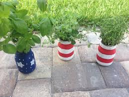 diy patriotic mason jar herb garden outnumbered 3 to 1