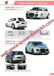 Porsche Cayenne 955 Body Kit - download