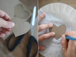 heart shaped tea bags diy heart shaped tea bags honestlyyum