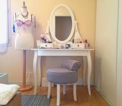 siege pour coiffeuse merveilleux deco chambre romantique adulte 17 coiffeuse ikea et