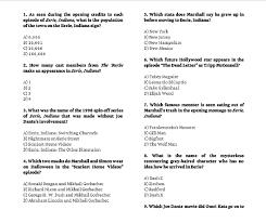 eerieindiana eerie indiana questions from the u0027burbs quiz book