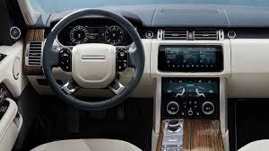 range rover interior 2017 2018 land rover range rover info land rover north scottsdale