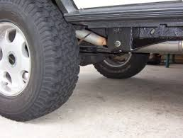 jeep xj leaf springs lowering the rear leaf mounts