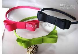 handmade hair multi color 3 5 babygirls handmade hair band grosgrain headband