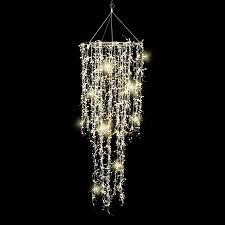 Lampen F Wohnzimmer Led Lichterkette Mit 226 Led Als Lampe Deko Für Innen Wohnzimmer
