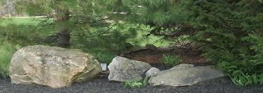 unique design landscaping boulders magnificent landscape boulders