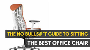 Office Chair Back Pain Best Office Chair 2017 U2013 The No Bulls T Guide To Sitting Shop Find