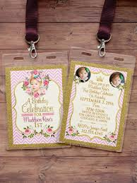 any age princess invitations princess birthday party
