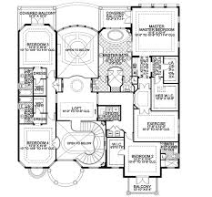 mediterranean manor 32156aa architectural designs house plans