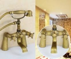 Bronze Bathtub Faucet Bathtub Faucet With Handheld Shower Archives All In One