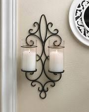 Hurricane Candle Wall Sconces Pillar Candle Sconces Ebay