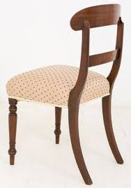 William Iv Dining Chairs Set Of 8 William Iv Dining Chairs 452829 Sellingantiques Co Uk