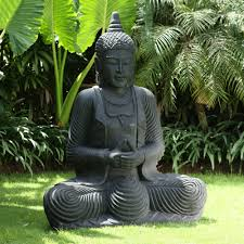buddha garden statues perth home outdoor decoration