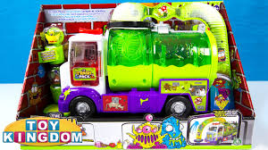 trash pack sewer truck junk germs trashy fun toy kingdom