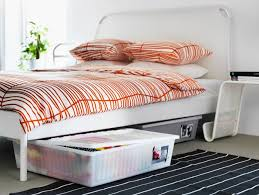 Ikea Lookbook Gimse Bedlade Wit Ikea Boxes Ikea Bedroom And Bedrooms
