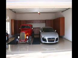 Size 2 Car Garage by Best Home Car Garage Ideas Youtube