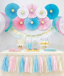 baby shower decorations boy baby shower party kit gender reveal ba shower decorations boy and
