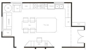 modern kitchen floor plan the challenger 2 fitout floorplan f on ideas