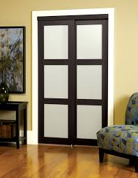 Mirrored Closet Door by Attractive Mirrored Closet Doors Lowes Roselawnlutheran