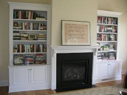 27 excellent white built in bookcases yvotube com