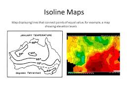 isoline map definition vocabulary thinking geographically reference maps vs