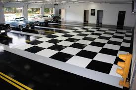 unique garages 90 garage flooring ideas for men paint tiles and epoxy coatings