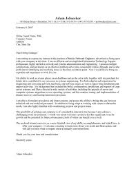 networking cover letter fresh sle cover letter for network engineer 36 on cover