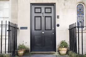 Solid Timber Front Doors by Full Renovation Of Georgian Townhouse In Central Bath