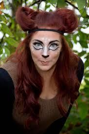 moroccan halloween costume lipstick u0026 chiffon halloween makeup tutorial deer costume