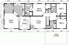 open floor plan ranch style homes 3 large open floor plans ranch style simple open ranch floor