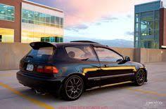 1995 honda civic hatchback 1995 honda civic hatchback si car images hd johnfuggicom grey