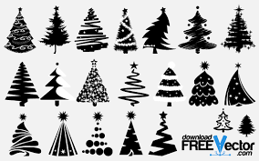 free silhouette images 70 tree silhouette vectors download free vector art graphics