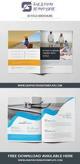 2 fold brochure template free corporate bi fold brochure template free brochure design