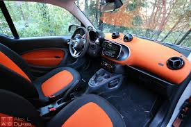 family car interior 2016 smart fortwo interior 004 the truth about cars