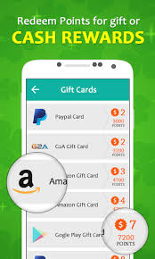 free gift card apps reward app free gift cards android apps on play