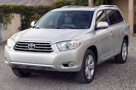 toyota suv used 2008 toyota highlander overview cars com