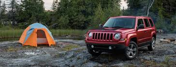 the jeep patriot 2017 jeep patriot rugged and muscular exterior features