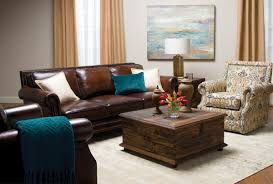 rustic coffee table double trunk weir u0027s furniture