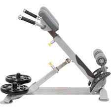 Adjustable Hyperextension Bench Hoist Cf 3663 Back Hyperextension The Fitness Superstore