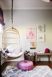 Hanging Bedroom Chair Cool Hanging Chairs For Trends 2017 Also Chair Girls Bedroom