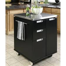 kitchen island cart with granite top island cart kitchen pixelkitchen co