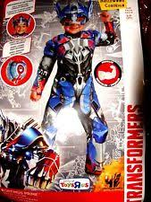 optimus prime transformers costumes for boys ebay