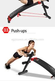 Bench Press Ups Fitness Gym Seated Bench Press For Club Pull Down For Fire