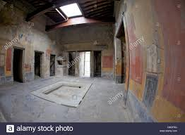 entrance vestibule in the house of the menander pompeii unesco