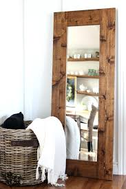 bathroom cabinets diy framed mirror perfect touch of farmhouse