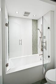ideas for showers in small bathrooms best 25 tub shower combo ideas on bathtub throughout