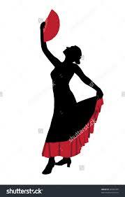 flamenco dancer clipart clipart collection flamenco dancer